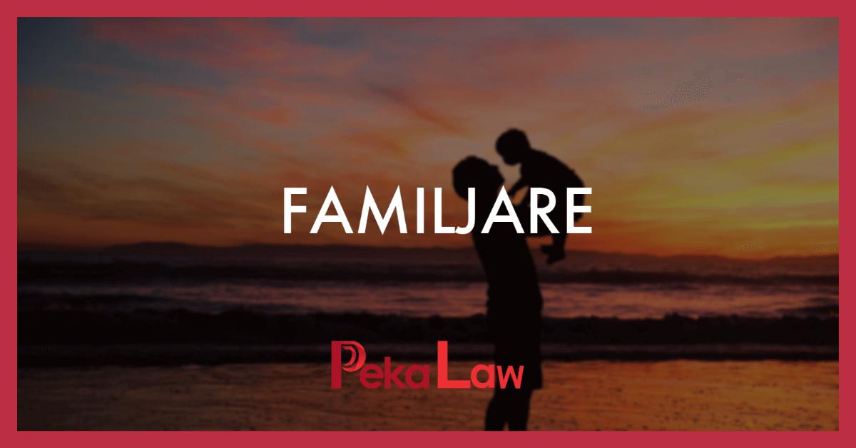 Çështje Familjare