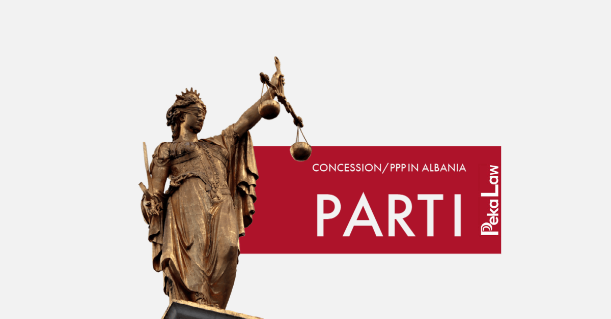 Concession/PPP-s in Albania PART I