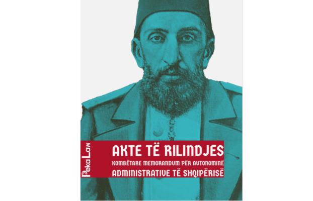 Akte të Rilindjes Kombëtare: Memorandum drejtuar Sulltan Abdyl Hamit Han me kërkesën për autonominë administrative të Shqipërisë